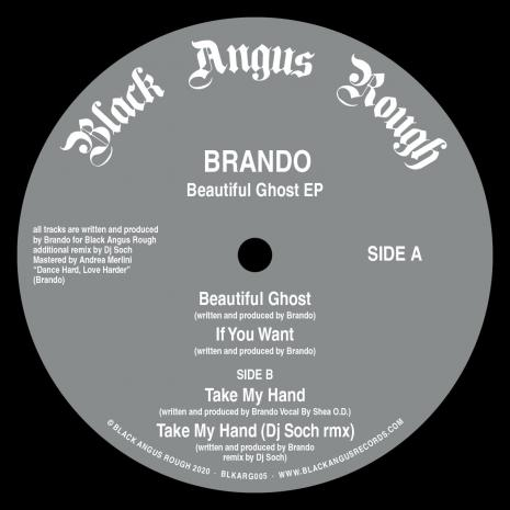 "<strong>Brando ""Beautiful Ghost Ep""</strong>"